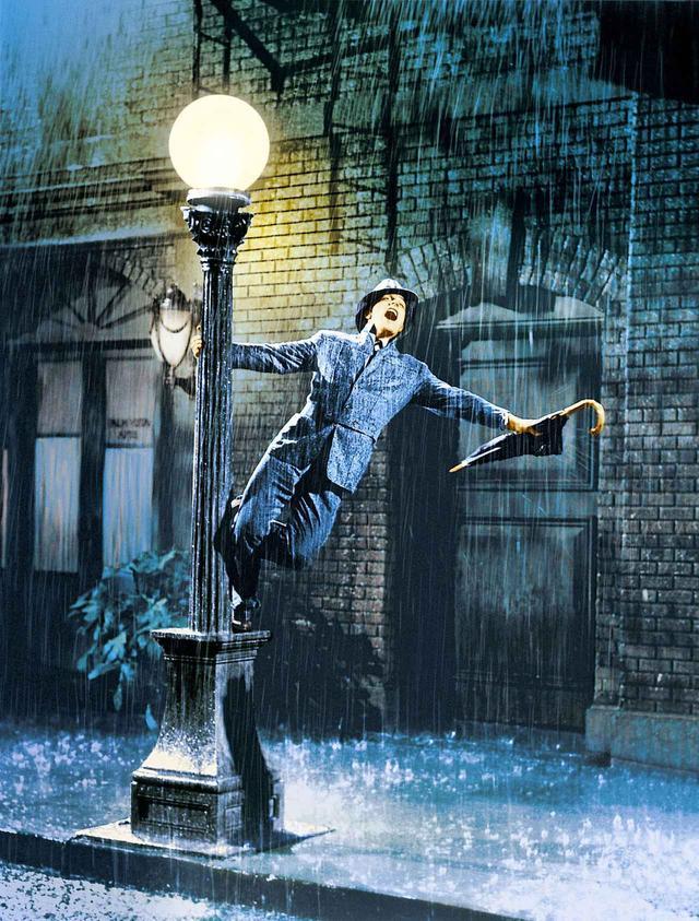画像: 『雨に唄えば』