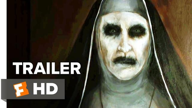 画像: The Nun Teaser Trailer #1 (2018) | Movieclips Trailers www.youtube.com