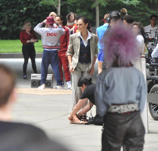 画像1: 『ワンダーウーマン』続編の撮影がスタート!現場から初公開の写真が到着