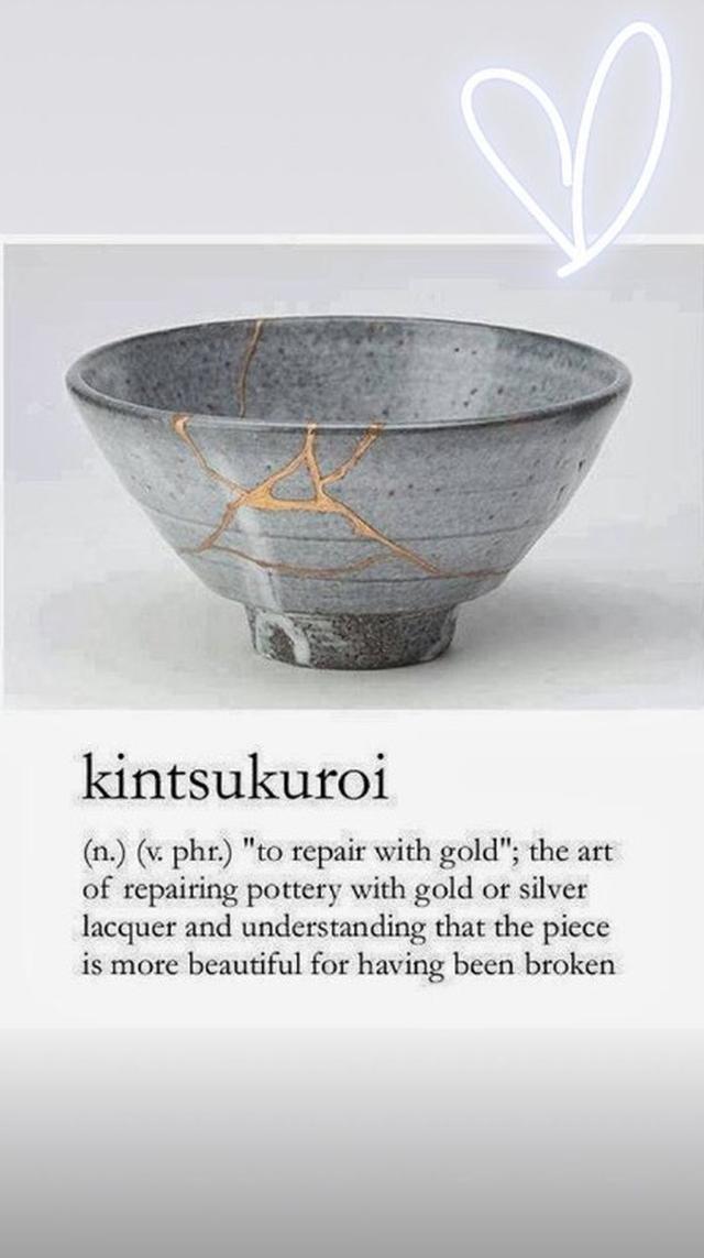 画像: ウィニー・ハーロウ、日本の「金繕い」文化に感銘を受ける
