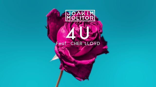 画像: Joakim Molitor feat. Cher Lloyd - 4U (Official Audio) www.youtube.com