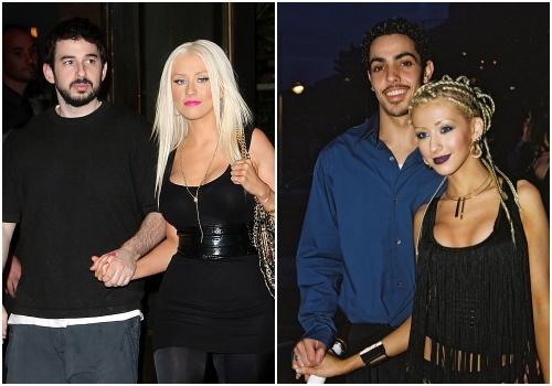 画像: ジョーダン・ブラットマン(左)は音楽業界関係者、ジョージ・サントス(右)はバックダンサーだった。