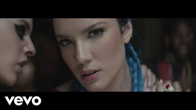 画像: Halsey - Strangers ft. Lauren Jauregui www.youtube.com