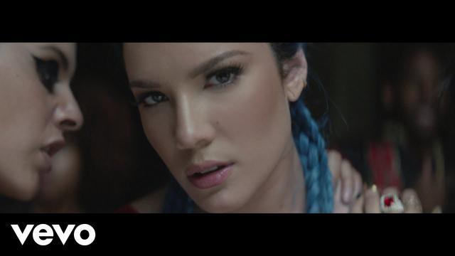 画像: Halsey - Strangers ft. Lauren Jauregui www.youtube.com