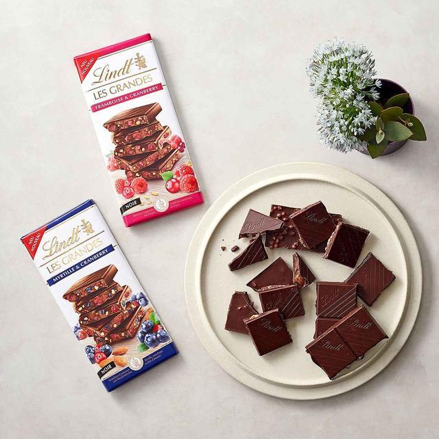 画像: 高級チョコのリンツ、夏季限定のチョコレートを販売
