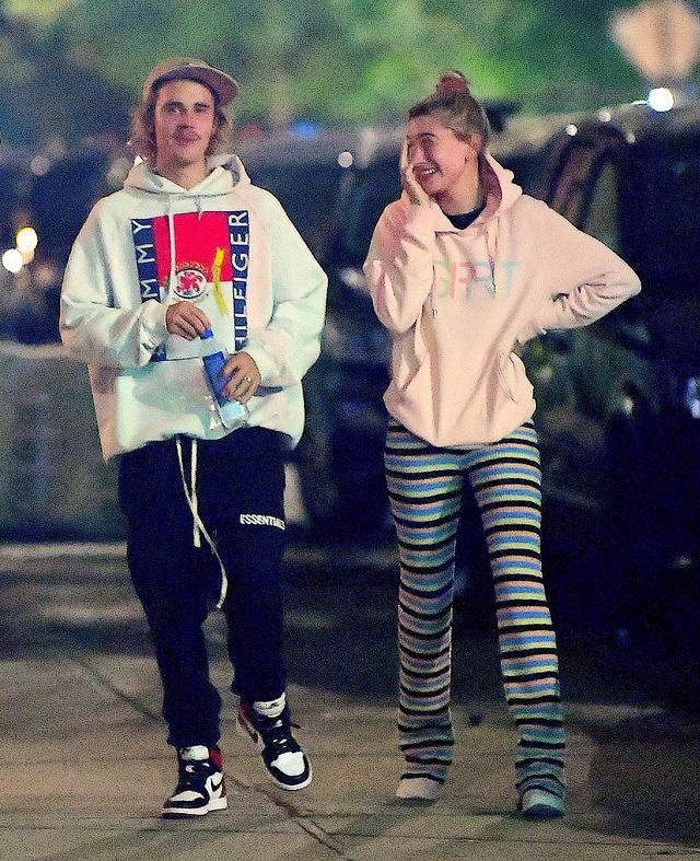 画像1: ジャスティン・ビーバー、噂の女性とパジャマデート中も「アレ」だけは欠かさない