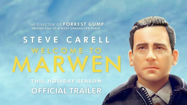 画像: Welcome to Marwen - Official Trailer youtu.be