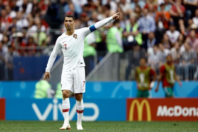 画像: クリスティアーノは、この試合で2試合連続のゴールを決めてチームの勝利に貢献した。