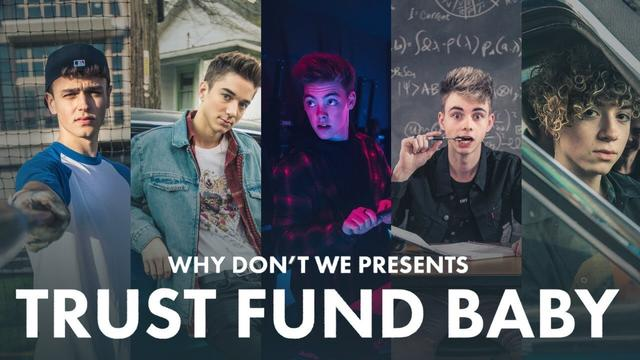 画像: Trust Fund Baby - Why Don't We [Official Music Video] youtu.be