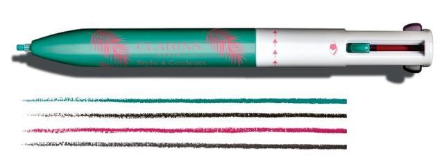 画像1: クラランスの「ボールペン型コスメ」に夏メイクに映える新色登場♡