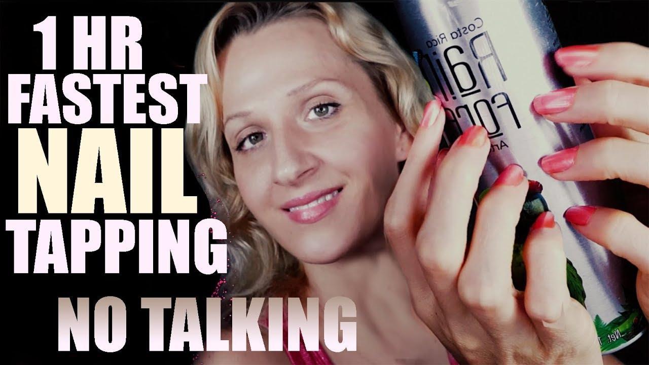 画像: FASTEST ASMR TAPPING No Talking ('cos it's Layered)   Sleep Sounds www.youtube.com