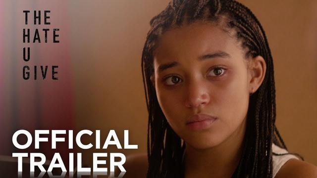 画像: The Hate U Give | Official Trailer [HD] | 20th Century FOX www.youtube.com