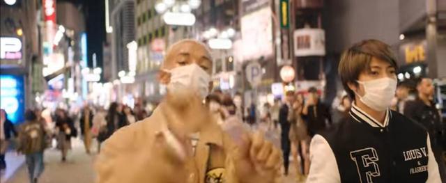 画像2: ジェイデン・スミス、日本で撮影したMVを公開!またまたあの人の姿も
