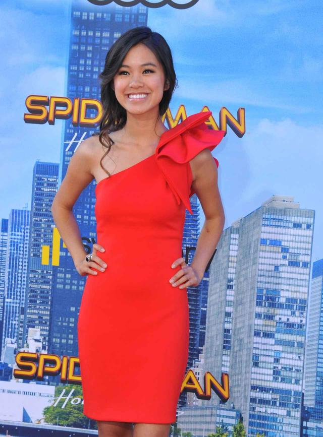 画像: 『スパイダーマン:ホームカミング』と『アベンジャーズ/インフィニティ・ウォー』でシルクを演じたティファニー。