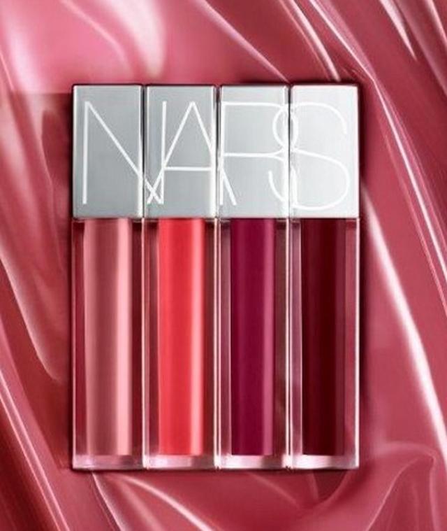 画像4: ナーズ、大胆な唇を演出するリキッドリップコレクション発売