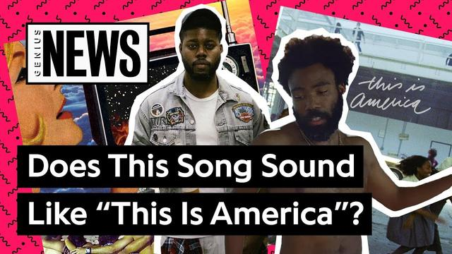 "画像: Does Childish Gambino's ""This Is America"" Sound Like Jase Harley's ""American Pharaoh?"" 