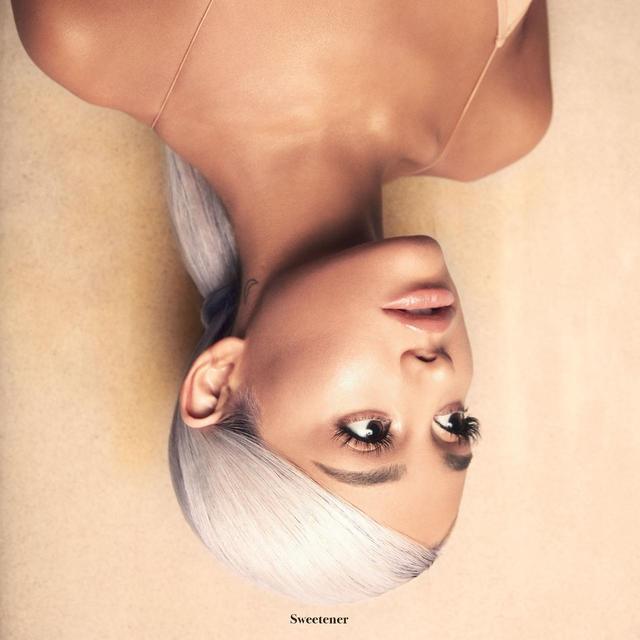 画像: アリアナ・グランデ、新アルバムのカバーが「逆さま」な理由とは?