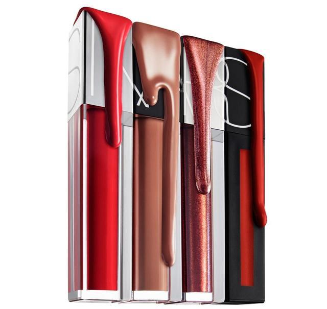 画像1: ナーズ、大胆な唇を演出するリキッドリップコレクション発売