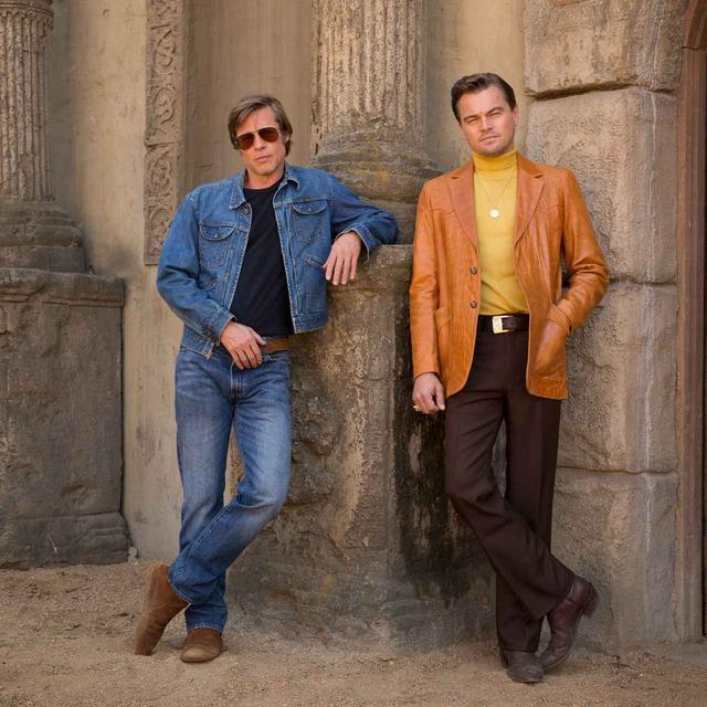 画像: タランティーノ監督最新作のファーストルックが解禁!ブラピとレオの2ショットを初公開