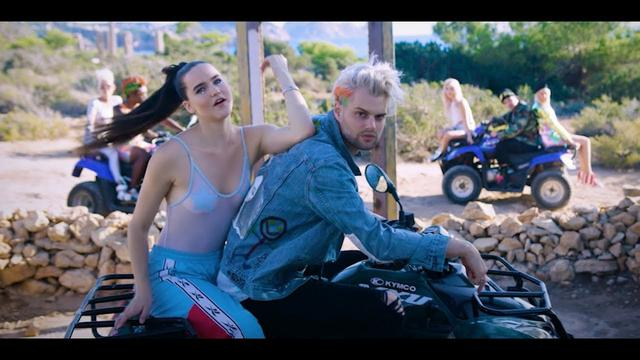 画像: SOFI TUKKER - Best Friend feat. NERVO, The Knocks & Alisa Ueno (Official Video) [Ultra Music] www.youtube.com