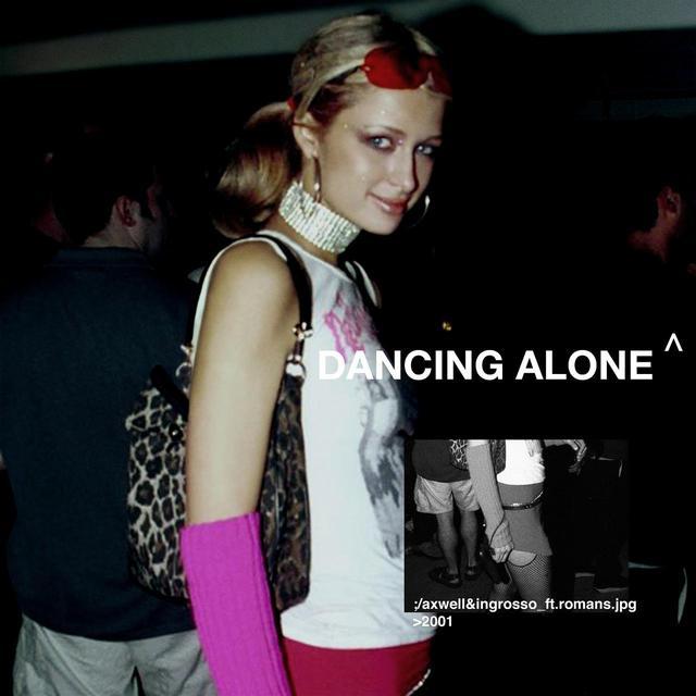 画像: アクスウェルΛイングロッソが今年初の新曲をリリース!ジャケットにはパリス・ヒルトン