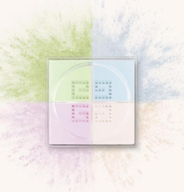 画像: プリズム・リーブル (ルース パウダー) 全4色 3g×4 7,700円(税抜)