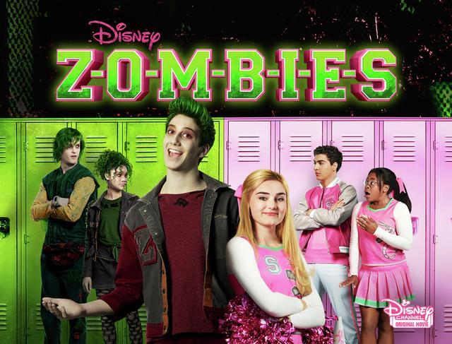 画像: 『ゾンビーズ』8~9月の放送・発売・配信情報は記事末へ。©Disney