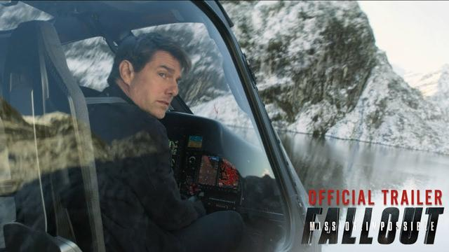 画像: Mission: Impossible - Fallout (2018) - Official Trailer - Paramount Pictures www.youtube.com