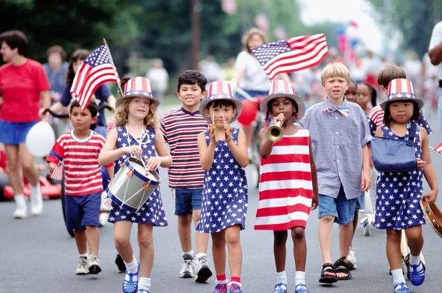 画像3: アメリカ人が最もアメリカ人になる日