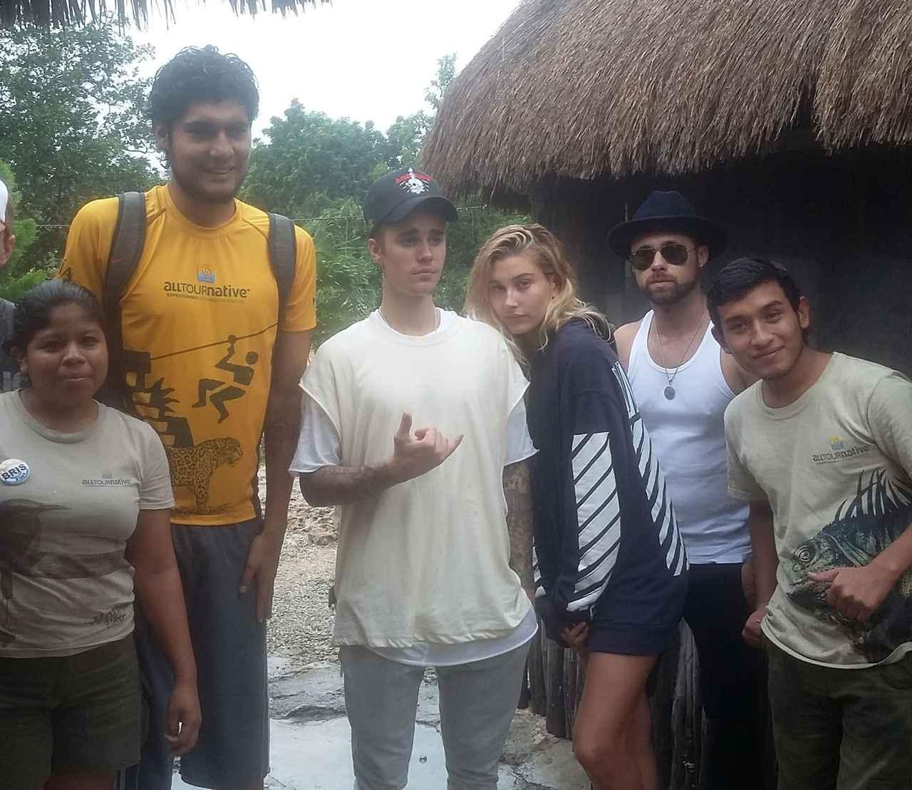 画像: ジャスティン・ビーバーとヘイリー・ボールドウィン、メキシコにも一緒に旅行へ。