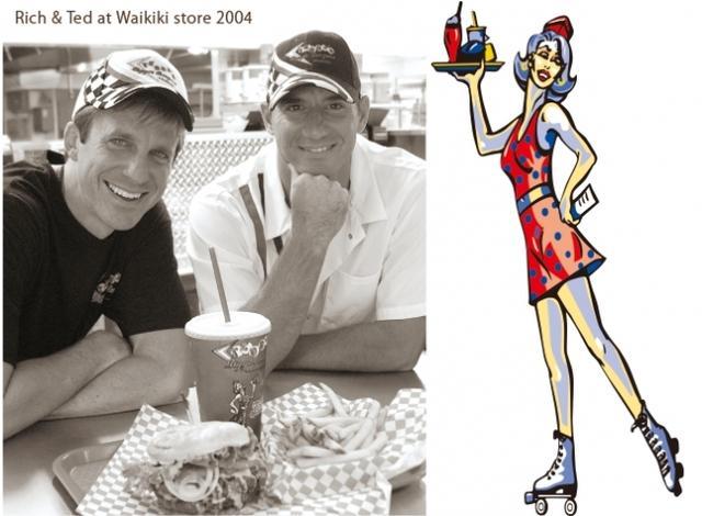 画像4: ハワイNo.1のテディーズビガーバーガーが銀座にオープン!