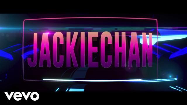 画像: Tiësto, Dzeko - ft. Preme & Post Malone – Jackie Chan (Official Music Video) www.youtube.com