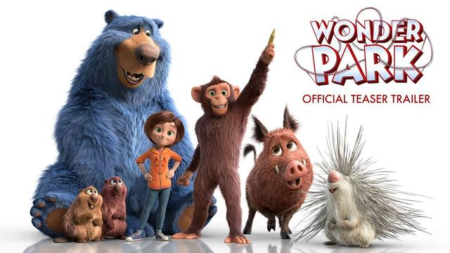 画像: Wonder Park (2019) - Official Teaser Trailer - Paramount Pictures www.youtube.com