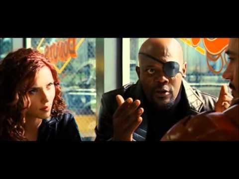 画像: Iron Man 2 Restaurant Scene. www.youtube.com