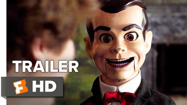 画像: Goosebumps 2: Haunted Halloween Trailer #1 (2018) | Movieclips Trailers www.youtube.com