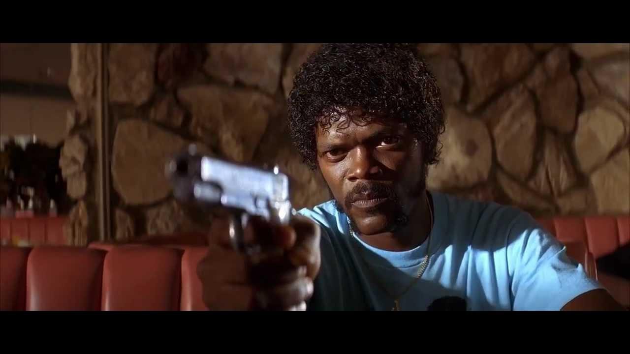 画像: Pulp Fiction - bad mother fucker wallet scene www.youtube.com
