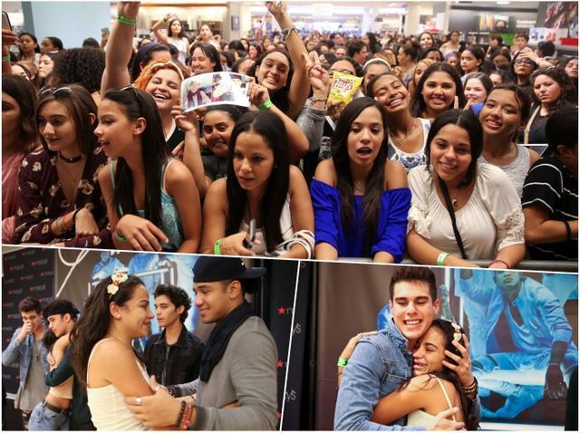 画像: 2016年9月、プエルトリコで行われたCNCO登場イベントはCNCOwnersであふれた。