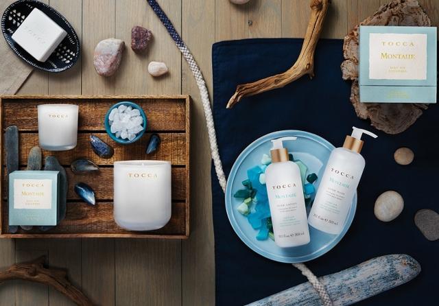 画像: 5つのフレグランス:モントーク 潮風とキューカンバーの爽やかで清々しい香り