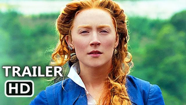 画像: MARY QUEEN OF SCOTS Official Trailer (2018) Margot Robbie, Saoirse Ronan Movie HD www.youtube.com