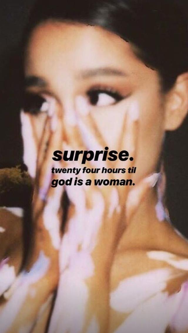 画像: Instagram/Ariana Grande