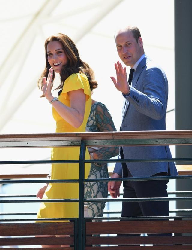 画像: キャサリン妃&ウィリアム王子夫妻。