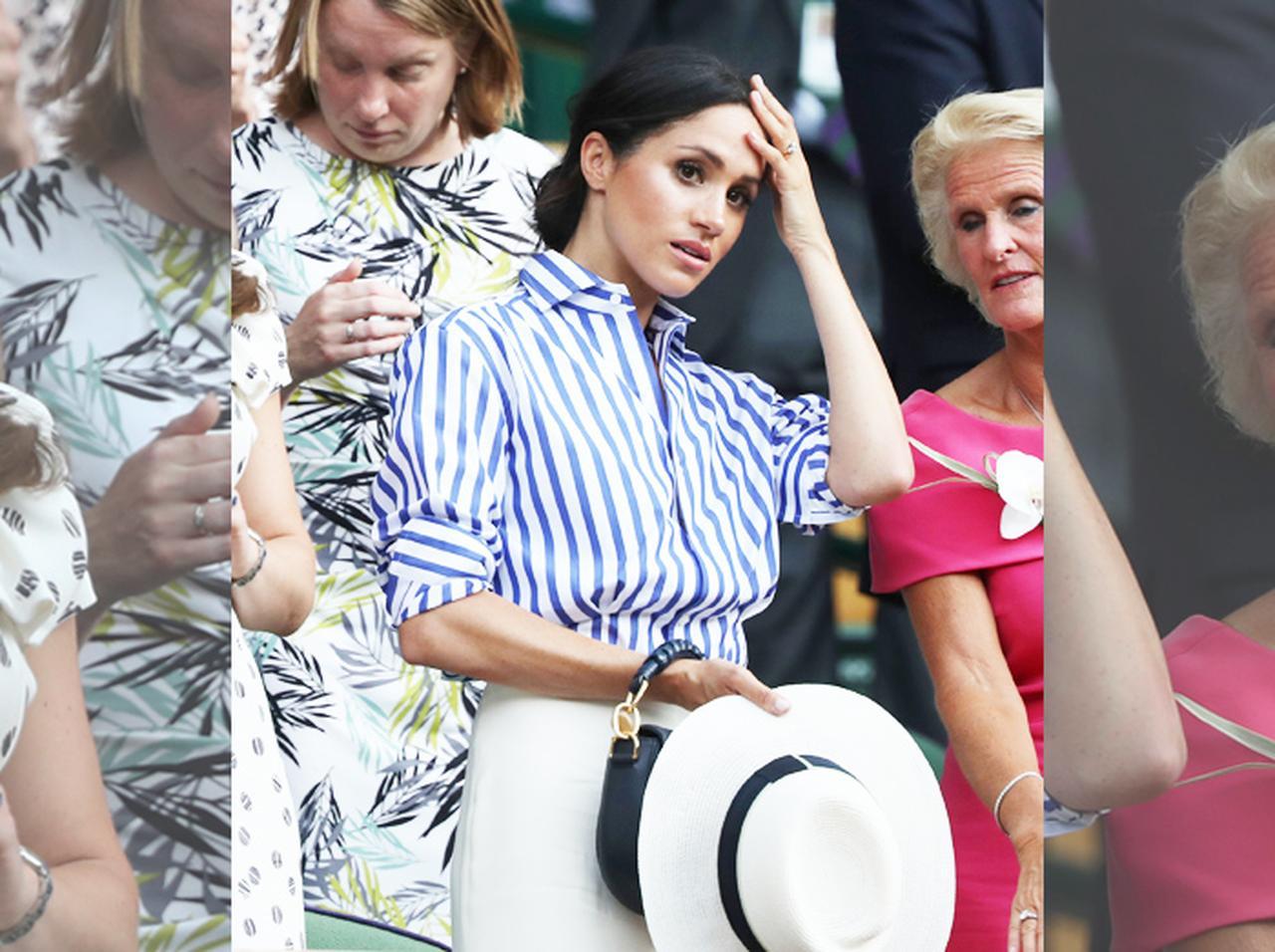 メーガン妃が炎天下でも持参した「帽子」を被らなかった理由って?