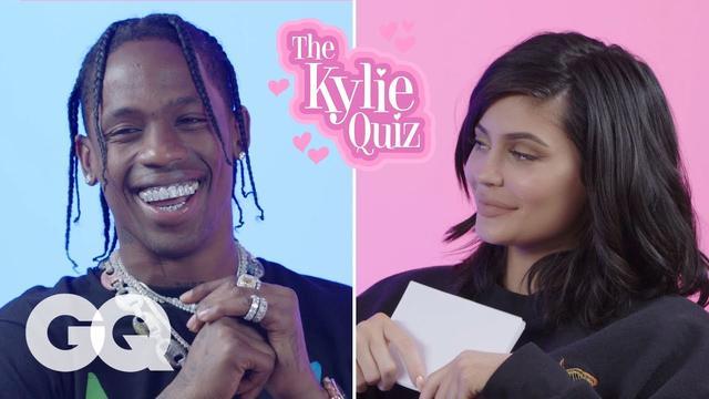 画像: Kylie Jenner Asks Travis Scott 23 Questions   GQ www.youtube.com