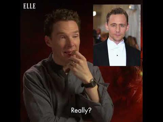 画像: Benedict Cumberbatch Does Impressions Of His Co-Stars www.youtube.com