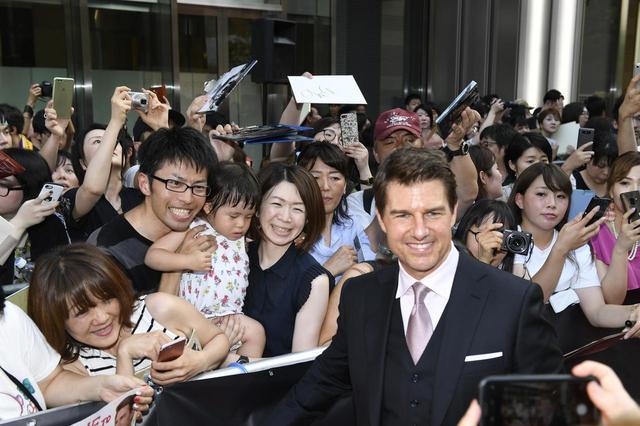 画像1: 日本への愛が止まらないハリウッドきっての親日家