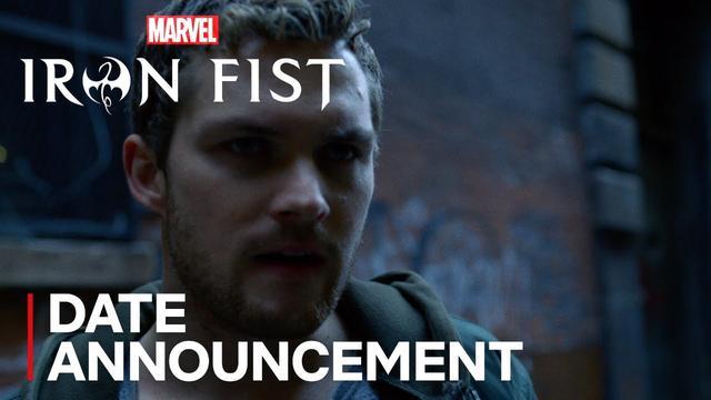 画像: Marvel's Iron Fist - Season 2 | Date Announcement [HD] | Netflix www.youtube.com