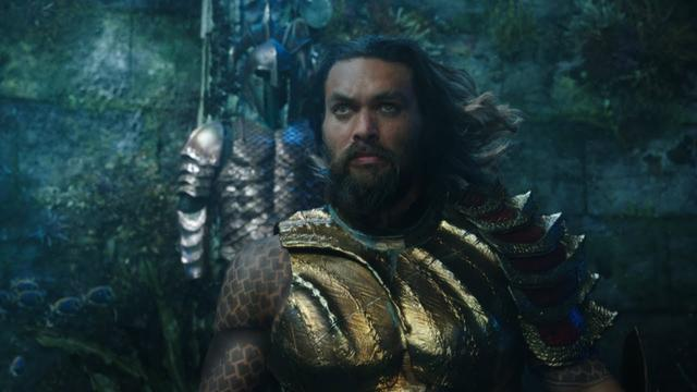 画像: Aquaman - Official Trailer 1 www.youtube.com