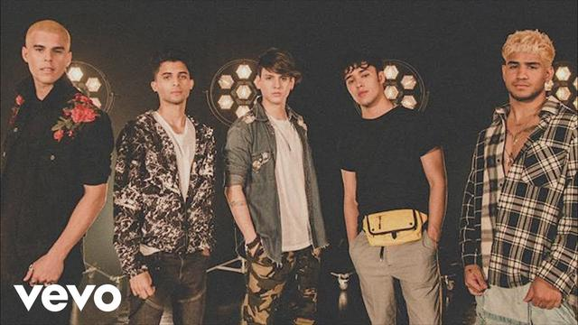 画像: CNCO - Se Vuelve Loca (Official Video) youtu.be