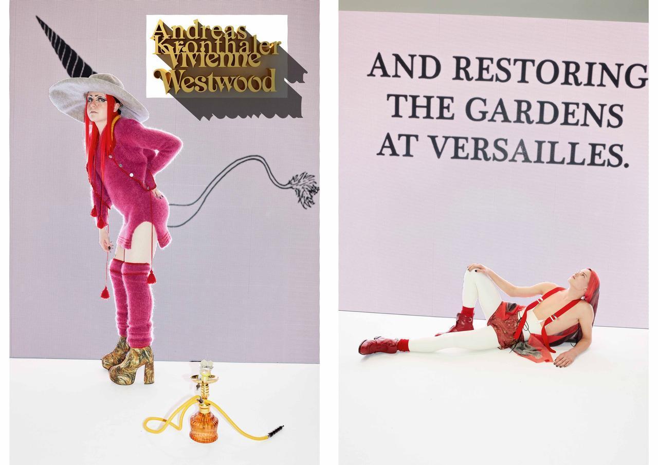 画像2: ヴィヴィアン・ウエストウッド2018年秋冬広告キャンペーンが発表。デザイナーのコメントも
