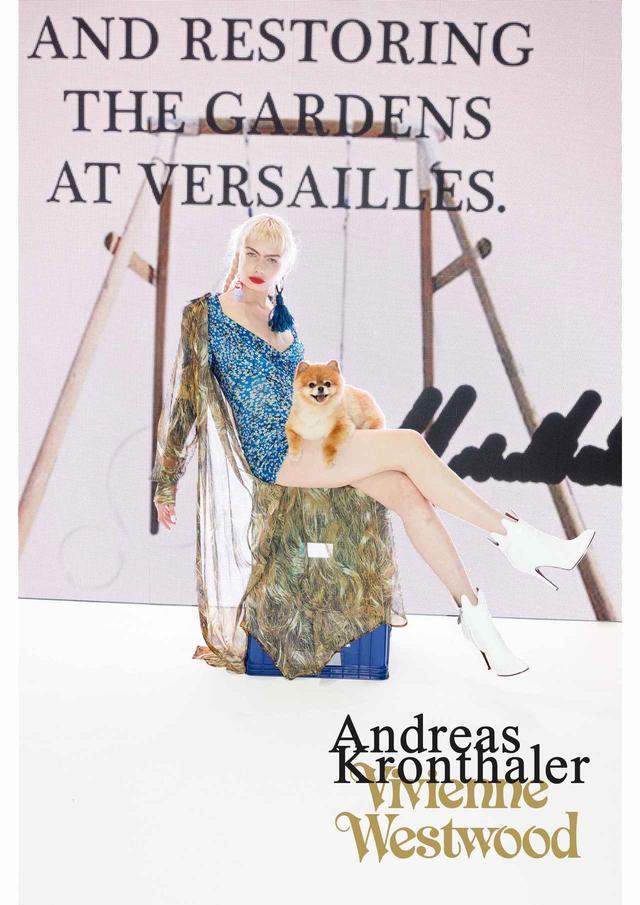 画像1: ヴィヴィアン・ウエストウッド2018年秋冬広告キャンペーンが発表。デザイナーのコメントも